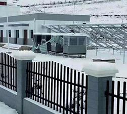 甘肃高速公路养护站低温采暖