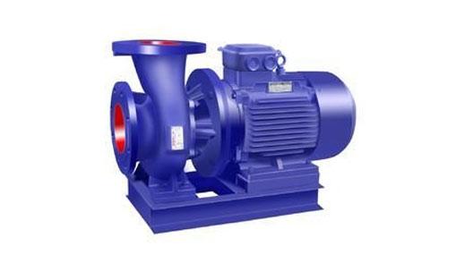 水泵工作原理