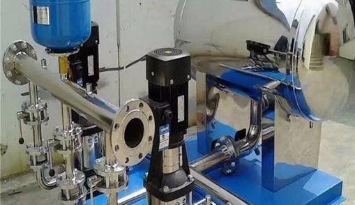 变频增压泵启动后不出水?先排查这五大原因