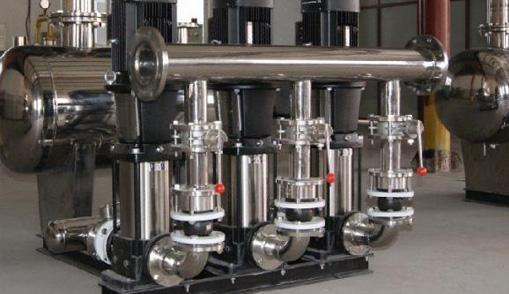 恒压供水设备电机过热维修方法?