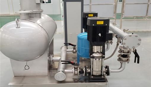 无负压供水设备单一建筑流量如何肯定?